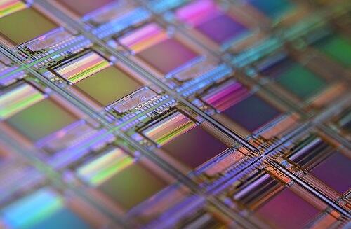 puces micro-électronique