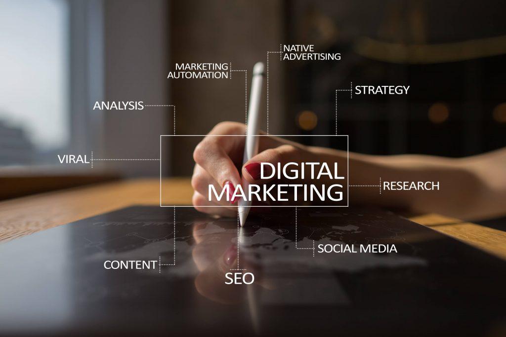 ekleia propose des solutions en marketing digital et communication d'entreprise
